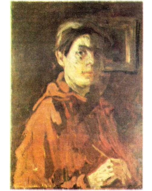 The works of students of the Leningrad Secondary Art School