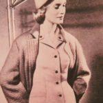 Soviet fashion model Valentina Yashina