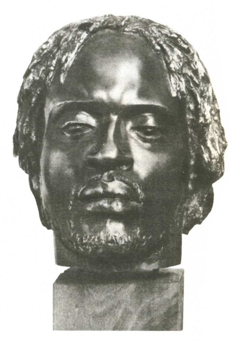 A. Balashov. Student from Senegal. Bronze. 1985
