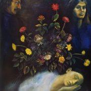 Autumn bouquet. 1977