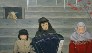 Children of Arkhipov. 1971