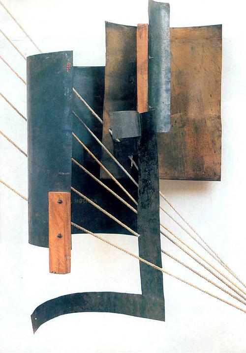 Soviet artist Constructivist Vladimir Tatlin