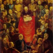 First decrets. 1977. M. Savitsky