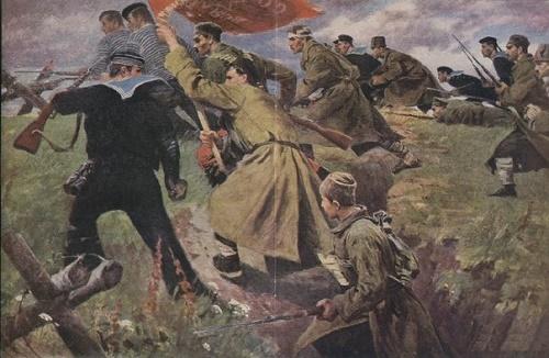 For the Soviet Power