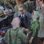 Soviet artist Igor Radoman 1921-1992