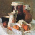 Soviet artist Viktor Mikhailovich Oreshnikov 1904-1987