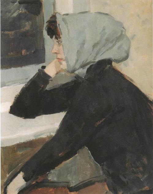 Katerina Chernysheva. 1960. The property of the artist