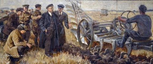 Soviet artist Konstantin Finogenov