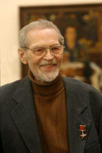 Soviet Belarusian painter Mikhail Savitsky (February 18, 1922 – November 8, 2010)