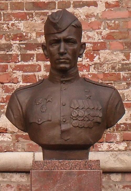The Hero of the Soviet Union Yegorov (1923-1975)