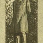 Soviet Armenian sculptor Nikolai Nikogosyan