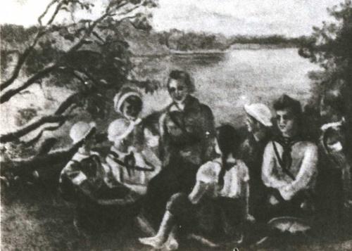 Soviet journal Young Artist