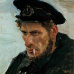 Soviet Russian artist Mikhail Ivanovich Avilov 1882-1954