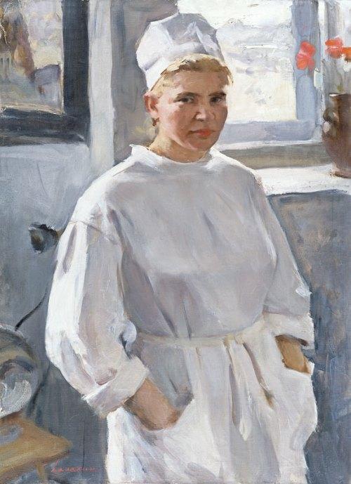 Nurse. 1970