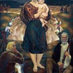 1978 painting Partisan Madonna (Minsk)
