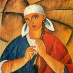 Soviet Ukrainian artist Vladimir Patyk 1929-1916