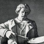 sculptor Leonid Shervud