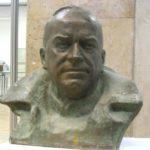 Marshal Zhukov. Bronze
