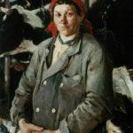 Soviet Uzbekistan Art museum collection