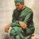 Soviet artist Dmitry Belyaev 1921-2007