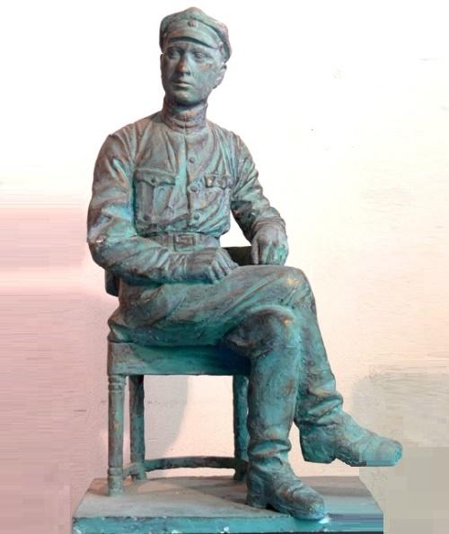 Grandad. Bronze, 2005