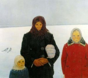 artist Ekaterina Chernysheva
