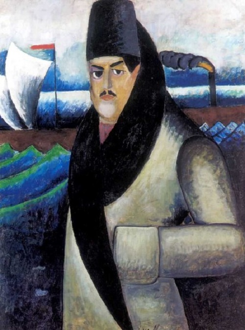 Soviet painter Ilya Mashkov
