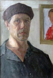 Self-portrait. 1965