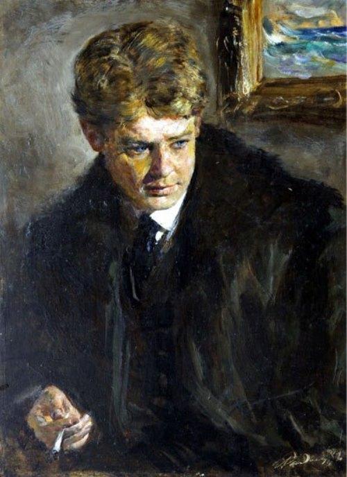 Sergey Yesenin. 1972