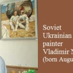 Soviet Ukrainian painter Vladimir Nesterov