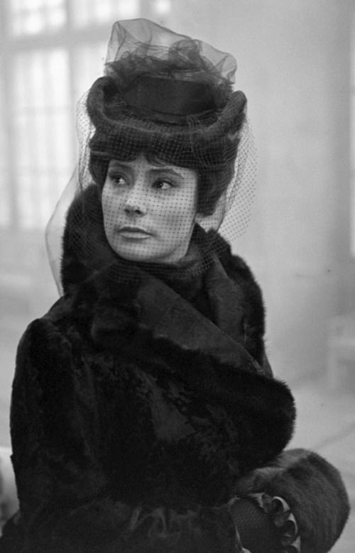 Soviet actress Tatyana Samoilova (1934-2014)