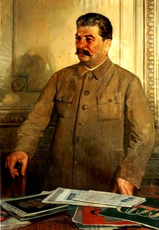 Stalin in the Kremlin
