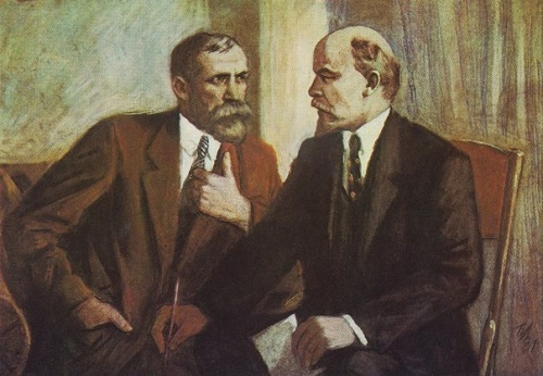 Talk with Lenin