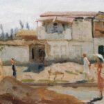 Tashkent art museum of Soviet Uzbekistan