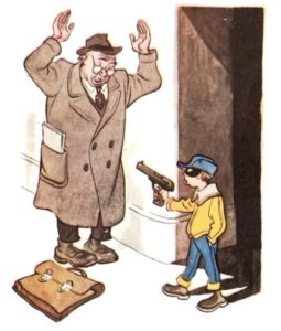 The pupil to a teacher – your watch, a purse, and a perfect score on the behavior