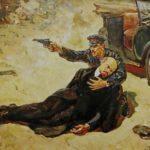 Crimean landscapes. Soviet painter Victor Kovalenko
