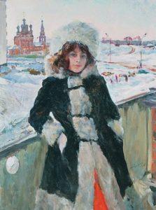 Soviet artist Igor Radoman