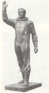 Gagarin. 1975. Copper