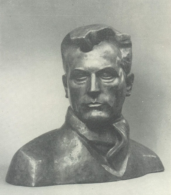 Engineer Yaroslav Pergler. 1972. Copper
