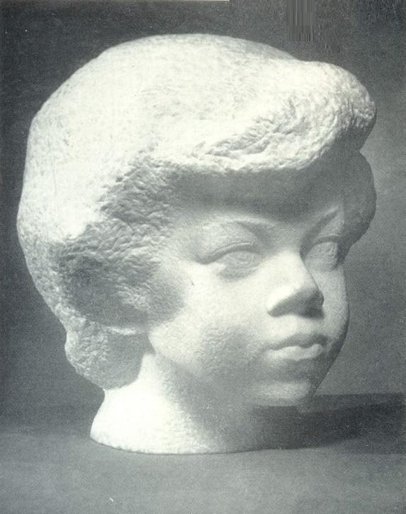 Katya. 1962. Marble
