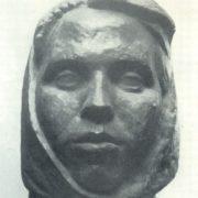 Nina Pulkanen. 1961. Bronze