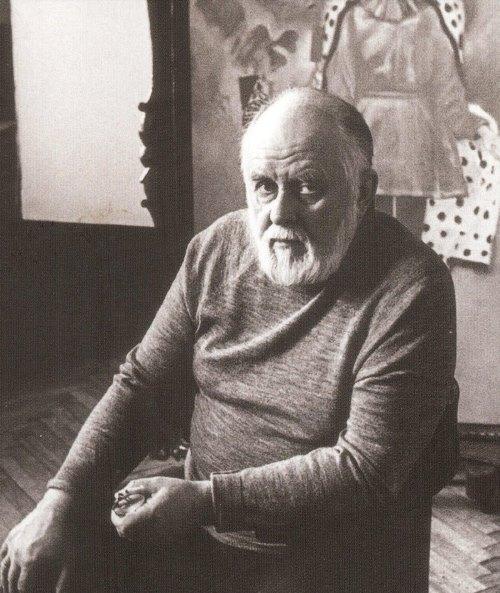 Soviet artist Andrei Mylnikov (1919-2012)