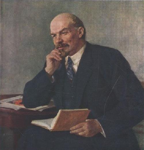 Soviet artist Pyotr Vasilyev