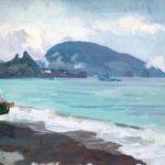 Soviet painter Andrey Sergeyevich Bantikov