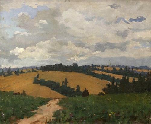 Chekalinsk expanses. (1965)