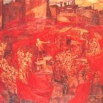 Soviet Turkmen artist Izzat Klychev 1923-2006