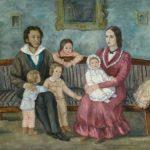 Soviet artist Alexandr Kirchanov 1919-1987