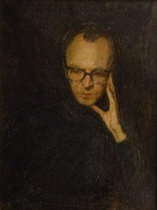 Soviet painter Sergei Tutunov