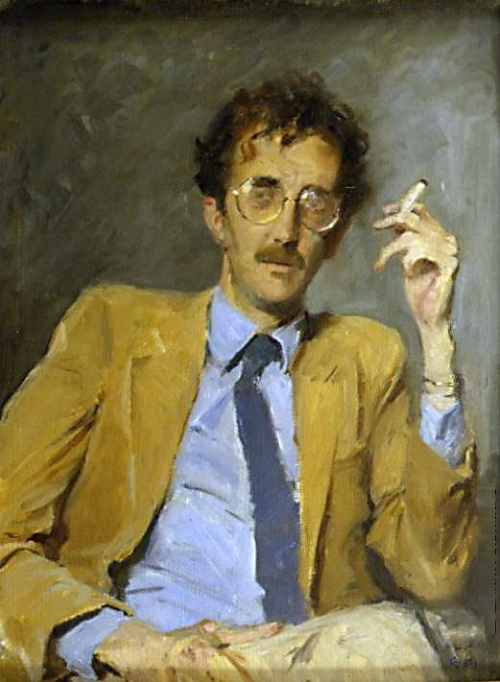 Portrait of Gerard Boeuf, 1983