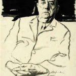 Soviet Finnish painter Toivo Ryannel 1921-2012
